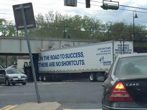 road to success no shortcuts
