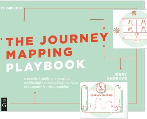 Book on journey mapping
